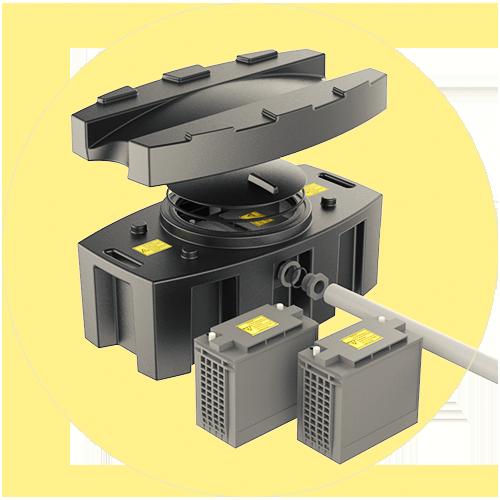 Zweva Engineering Battery Box 1